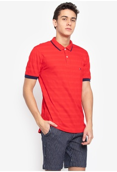 af0cf779554f4d Shop Tommy Hilfiger Polos for Men Online on ZALORA Philippines