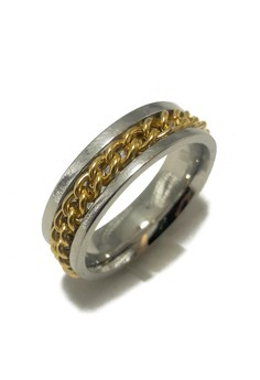 Stainless Steel Chain Ring 2T