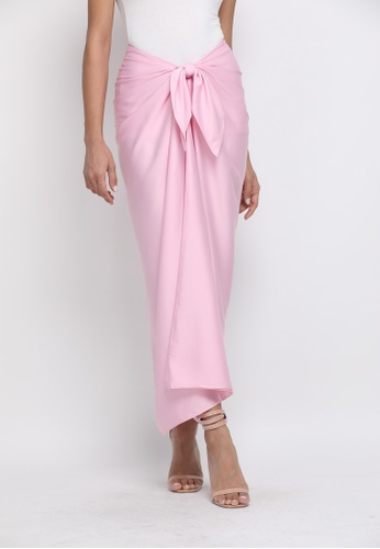 Klambi KL pink INSTANT PAREO BABY PINK 8B8D4AA40E2945GS_1
