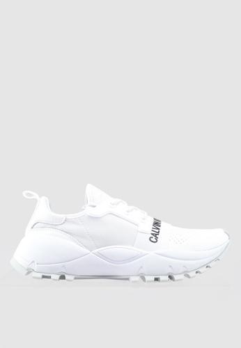 Calvin Klein white Timmy Sneakers D3B8BSH512A85FGS_1