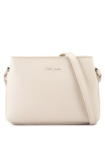Keddo white Sabina Sling Bag DD102AC1E6FB97GS_1