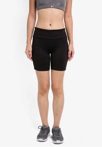 AVIVA black Short Pants B6A8BAA1DCC962GS_1