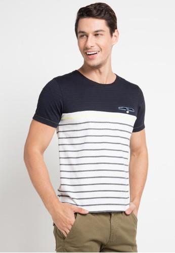 X8 multi Chris T-Shirts 69148AAA289F2AGS_1