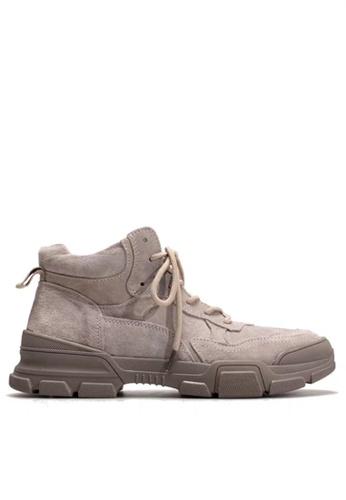 Twenty Eight Shoes Original Suede Leather Boots XO-903 59264SH459A4A3GS_1