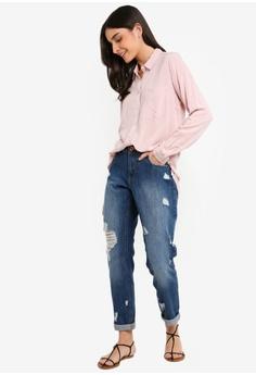 5ede6cbecf5 33% OFF OVS Viscose Shirt RM 89.00 NOW RM 59.90 Sizes 40 42 44 46 48