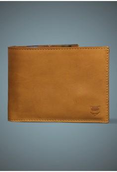 Tan Travel Wallet