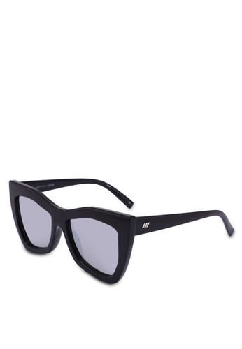 Le Specs black Kick It 1702036 Sunglasses 4DBFFGL3ACD11AGS_1