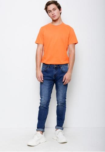 Hi Style blue Long Jean Skinny Fit AECE5AAE7A624FGS_1
