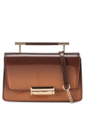 ALDO brown Ybesa Top Handle Bag 2C723AC68A9E1EGS_1