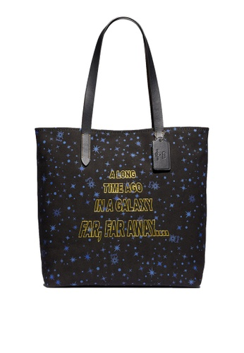 Coach black Star Wars x Coach Tote Bag (cv) C0245AC435A097GS_1