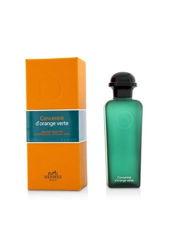 Hermès HERMÈS - Eau D'Orange Verte Eau De Toilette Concentrate Spray 100ml/3.4oz FEDC5BEDC28448GS_1