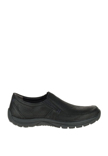 Hush Puppies black Tinling Belson The Body Shoes 51C85SHD16F9EAGS_1