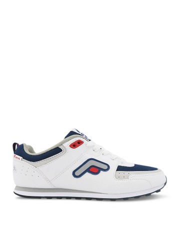 FANS white Fans Eureka W - Running Shoes White Navy FA469SH43WEAID_1