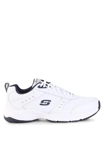 Skechers white Ske Sport Mens SK173SH0V82GID_1