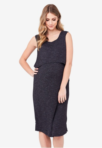 048a1287239fd Buy Ripe Maternity Maternity Swing Back Midi Dress Online on ZALORA ...