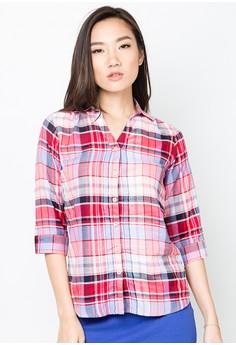 Asia Quarter Sleeves Shirt