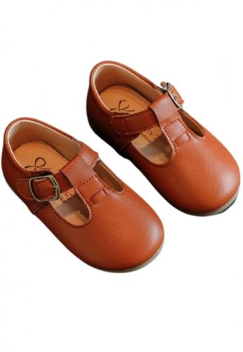 RAISING LITTLE brown Brielle Shoes - Brown 39F9BKS0072A0FGS_1