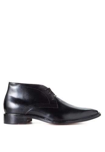 Bristol Shoes black Maxx Black Chukka BR842SH46QNDPH_1