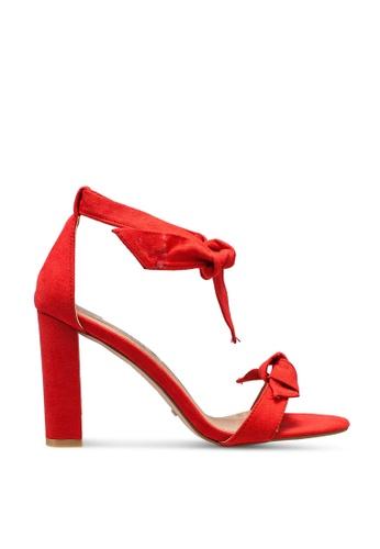 Billini red Goya Heels 9E044SH43552C5GS_1