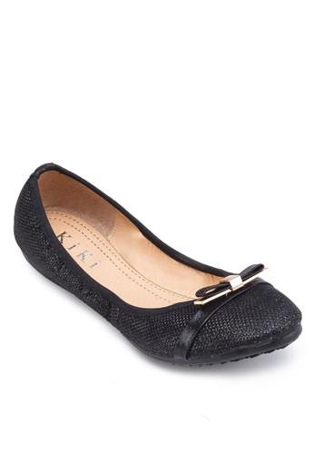 亮面折疊鞋,esprit retail 女鞋, 鞋
