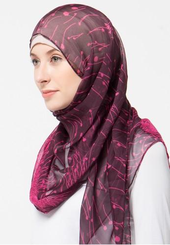 Tatuis purple Pashmina Damour 040 TA675AA31XKMID_1