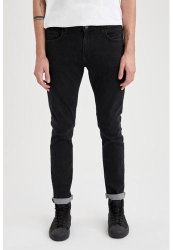 DeFacto grey Slim Jeans 878A1AAC5CF921GS_1