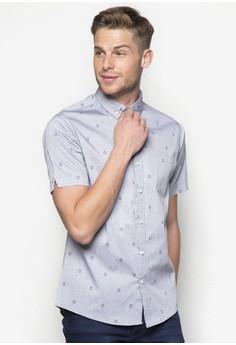 Robin 短袖襯衫