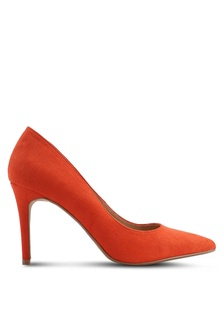 23df4c2ff86bab Orange Pu Danielle Court Heels 2D0D1SH259D4D5GS 1