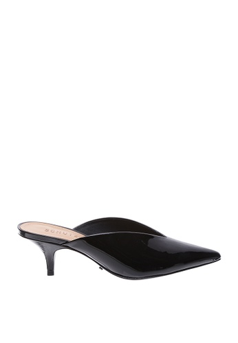Schutz black SCHUTZ Point-toe Mule - OLGA (BLACK) 2E07ASH5104FEFGS_1
