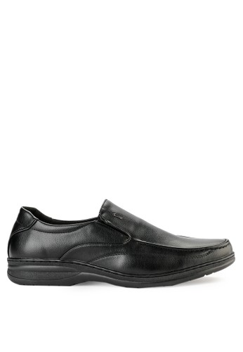 Watchout! Shoes black Loafer D1966SH03D6FC8GS_1