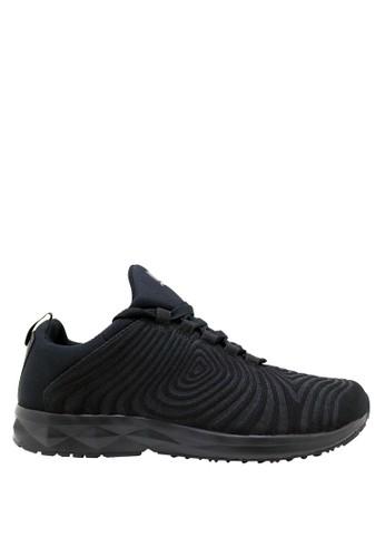 Precise black Precise Dexter 3 M Sepatu Pria - Hitam 99861SHFB99A5DGS_1