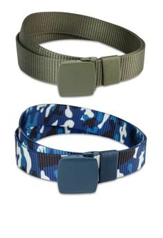 Canvas Belts (2in1)