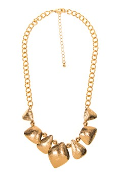 Avon Bolds Metals Chain Necklace