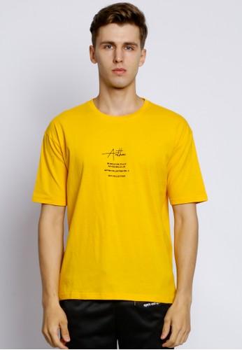 ANTHM yellow ANTHM SHIRT EBCC1AA606C4DAGS_1