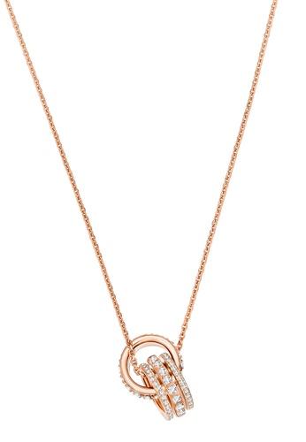 Buy Swarovski Further Double Pendant Necklace Online on ZALORA Singapore 60671d2bfc