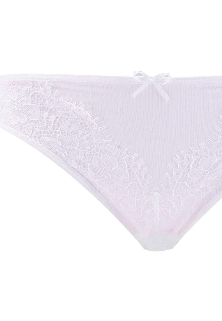 Pink Trim Micro Briefs 6IXTY8IGHT Lace Bikini zH61vq