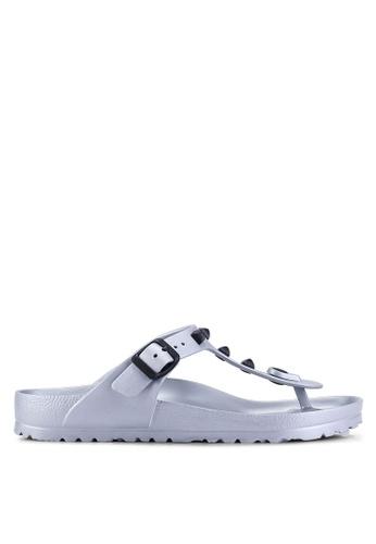 2ee52111bc4 Shop Birkenstock Gizeh EVA Studded Sandals Online on ZALORA Philippines