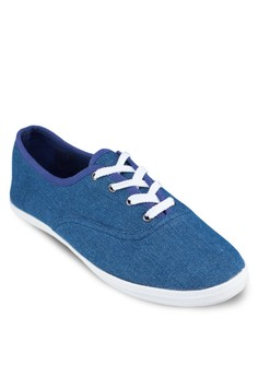 Basic Denim Plimsolls