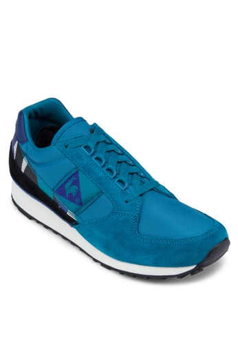 551bab750eaf Le Coq Sportif green Eclat 90 Graphic Sneakers LE751SH31TDOMY 1. CLICK TO  ZOOM