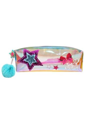 Jojo Siwa Jojo Siwa Little Start Transparent Square Pencil Bag 73138KC6F3555BGS_1