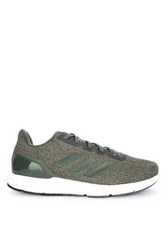 adidas green adidas cosmic 2 11579SH642CED2GS_1