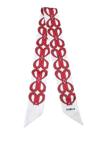Furla red 1927 Mini Bandeau Bag Tie 57850AC0BCB65AGS_1