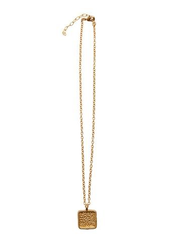 Mango gold Pendant Chain Necklace 8F160AC42892A4GS_1