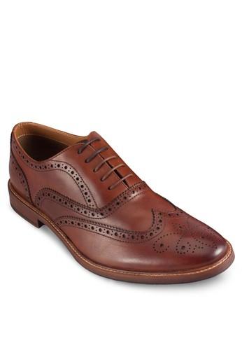 Bartolello 雕花布洛克鞋, 鞋esprit outlet 台灣, 鞋