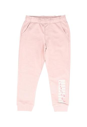 PUMA pink Animals Sweatpants 24DAAKA4014117GS_1