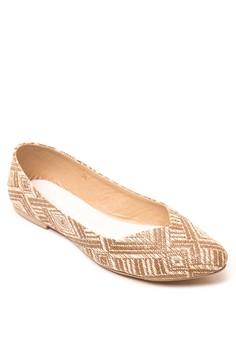 Fatima Ballet Flats