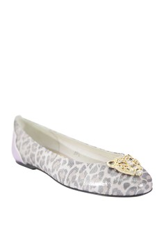 French Sole Henrietta Ballet Flats