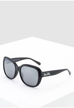 3701fcb157 Coach black Not Classified HC8207F Sunglasses C7463GL4D29EDFGS 1