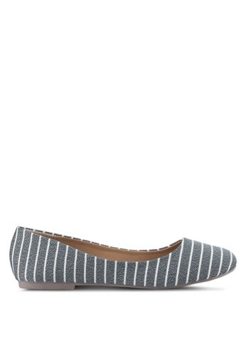 Spiffy grey Casual Wear Flats SP352SH0SRY5MY_1