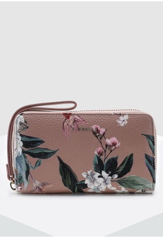 afabb95f6bd Fiorelli multi and beige Finley Casual Print Purse 4446AACED5BE1EGS_1